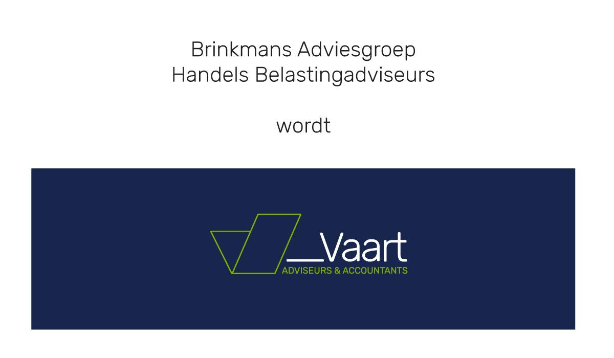 VAART Adviseurs en Accountants Weert - concept Bedrijfsnaam