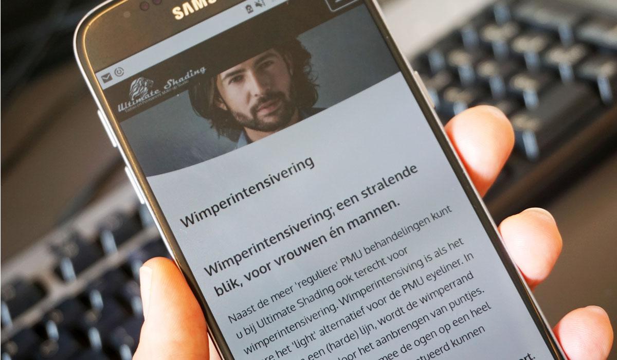 Webdesign Den Helder-Noord Holland